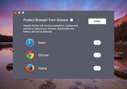 Adware Doctor – Loại bỏ phần mềm quảng cáo, malware trên browser