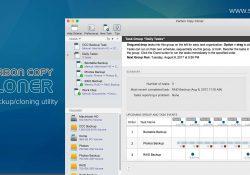 Carbon Copy Cloner – Sao lưu và khôi phục dữ liệu cho Mac