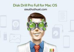 Disk Drill Pro 3.5.883 – Phục hồi dữ liệu bị mất trên Mac