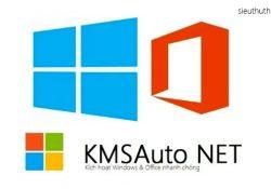 KMSAuto Net v1.5.3 – Kích hoạt bản quyền Windows và Office tốt nhất