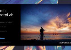 DxO PhotoLab 1.1.1 Full (Win/Mac) – Công cụ chỉnh sửa ảnh thông minh
