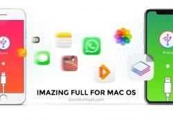 iMazing for Mac 2.5.4 – Quản lý toàn diện thiết bị iOS