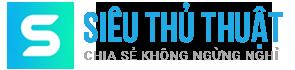 Sieuthuthuat – Chia sẻ không ngừng nghỉ