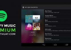 Spotify Music Premium v8.4.53.690 Mod Apk Full mới nhất