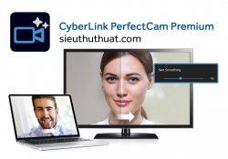 CyberLink PerfectCam Premium 1.0.1221.0 – Trang điểm trên Webcam