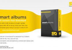 Pixellu SmartAlbums 2.2.6 Win 64bit Full – Thiết kế album ảnh