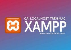 Hướng dẫn cài đặt localhost trên Mac OS với Xampp