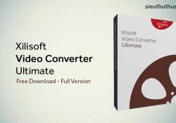 Xilisoft Video Converter Ultimate 7.8.21 bản quyền mới nhất (Win/Mac)