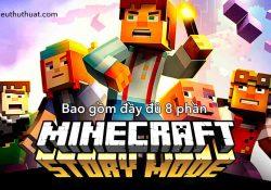 Minecraft Story Mode cho Mac (bao gồm đủ 8 phần)