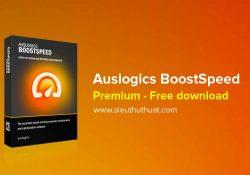 Auslogics BoostSpeed 10.0.9.0 – Tăng hiệu suất máy tính