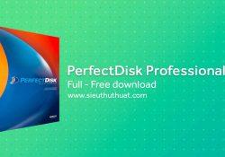 Raxco PerfectDisk Professional 14.0.892 bản quyền mới nhất
