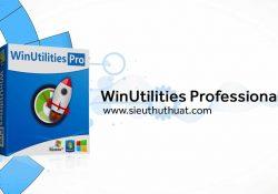 WinUtilities Professional Edition 15.22 – Tối ưu hóa hệ thống