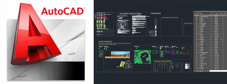 Link tải trọn bộ AutoCad Full