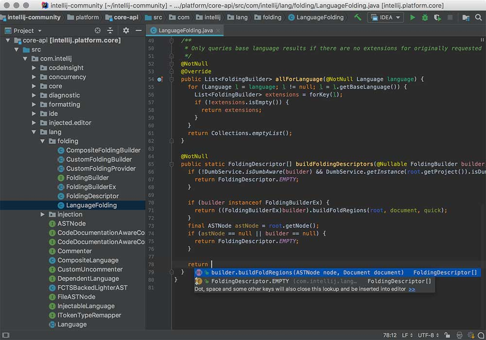 JetBrains IntelliJ IDEA 2019 Full